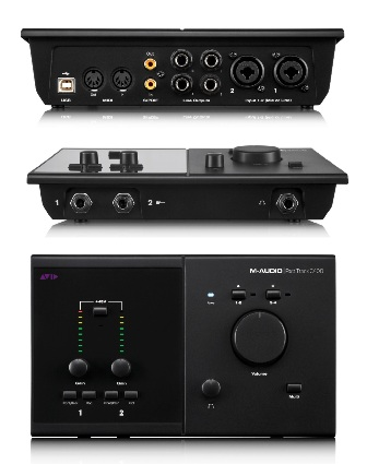 M-Audio Fast Track C400 with Pro Tools SE bundle