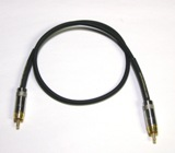 S/PDIF Digital Signal Cable - Mogami W2964 Cable - Neutrik Gold Pin RCA Connectors